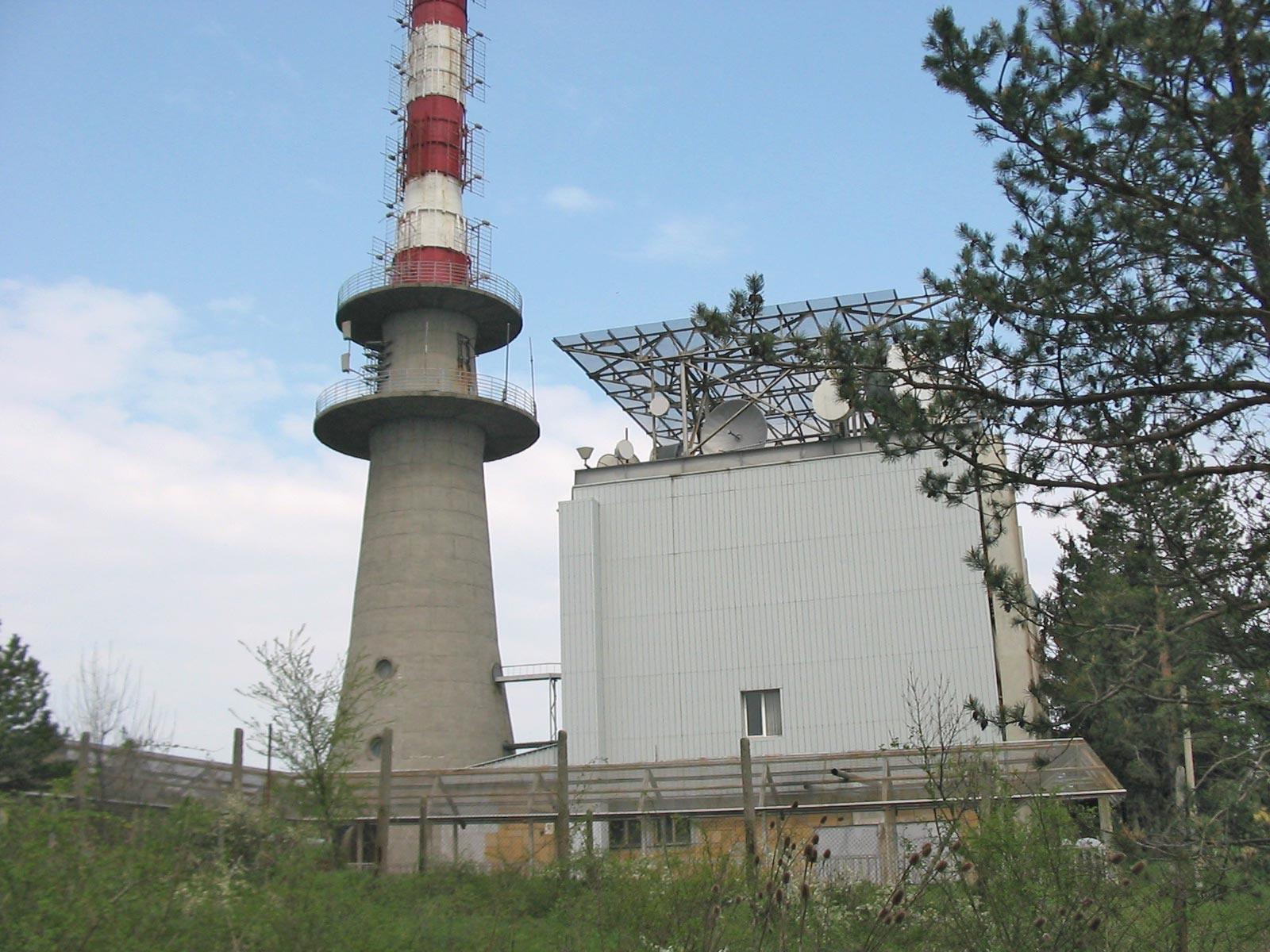 Радио и телевизия в Несебър — Предавател България